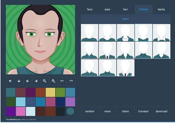 27 sites pour créer son avatar en ligne
