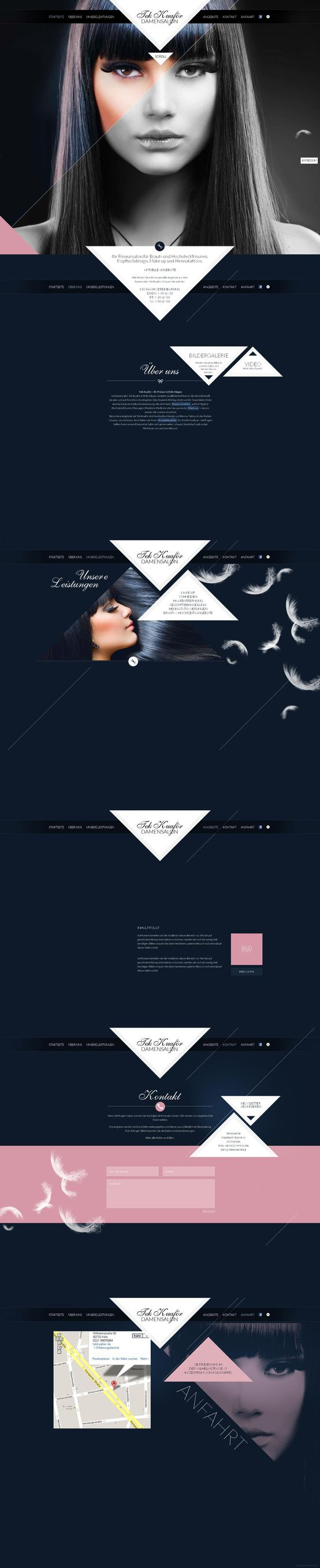 I'm not a huge fan of negative space, but in this design the negative space work quite well. it gives the design more elegance. AR.