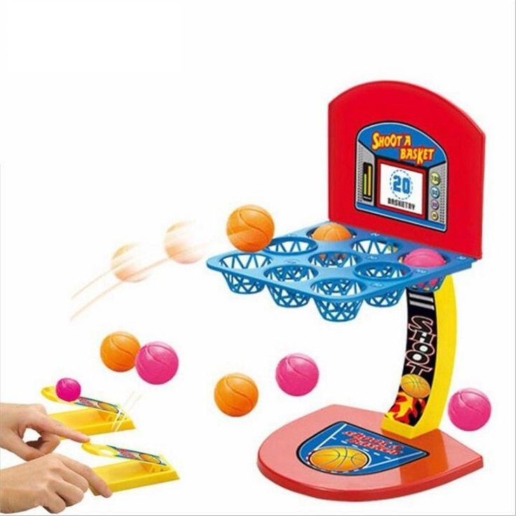 Mini Basketball Shooting Game Educational toys multicolour marbles game  #SUKIToy