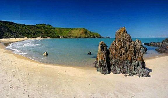 Abersoch Beach, Wales
