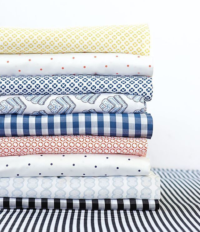 Pattern happy! Whichever of our signature prints you choose, you'll have two reasons to smile because all bedding is now 20% off. Use code DREAMBED #serenaandlily #summerretreat #inspirationdelivered