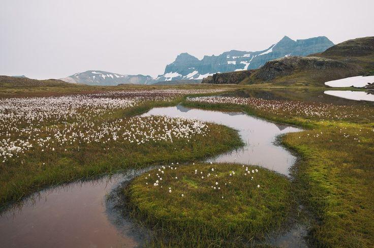 Islandia miejsca zaklete