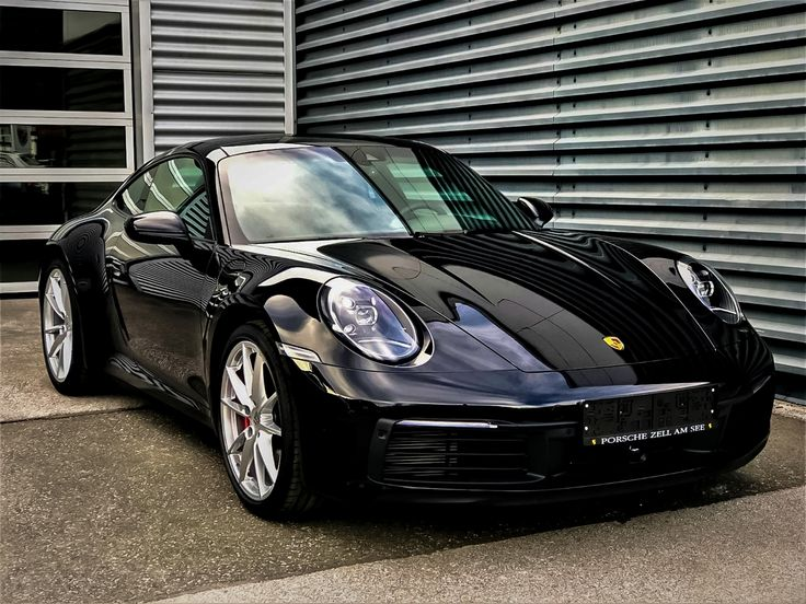For sale Porsche 992 Carrera S 2019 (With