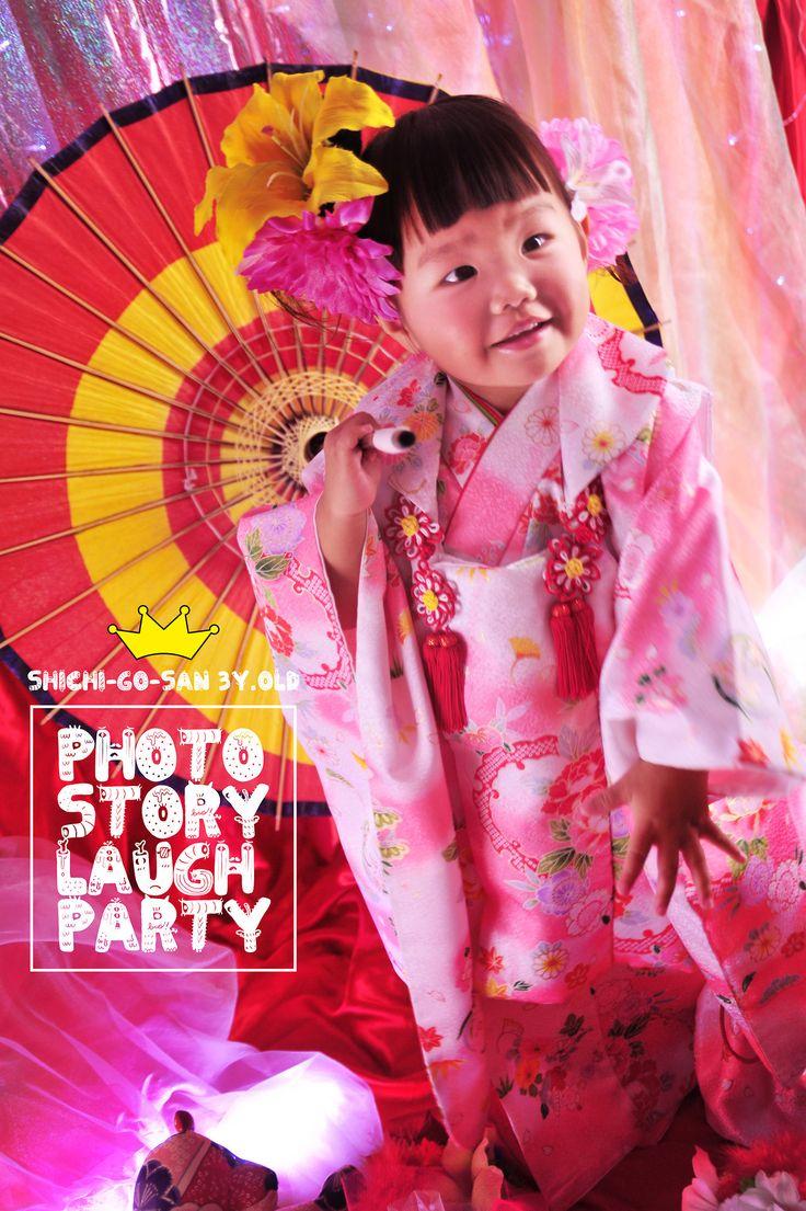 3歳七五三おめでとうございます♡♡♡ ラフパのカワイイ七五三PHOTOパーティー♡ ◆new!!写真撮り放題スタジオレンタルプランはココ↓ http://laughparty.chu.jp/Rental.html ◆new!!フォトブックのみ制作はココ↓ http://laughparty.chu.jp/simple-a.html ◆撮影メニュープランはココ↓ http://laughparty.chu.jp/6.html ◆お客様フォトギャラリーはココ↓ http://laughparty.ch...