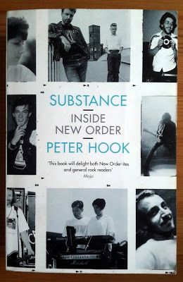 Caroline Sometimes: Substance - Inside New Order by Peter Hook Review