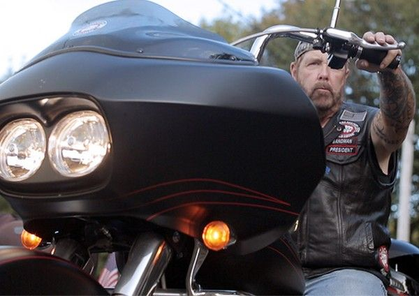 A Band Of Bikers That Battles Child Abuse