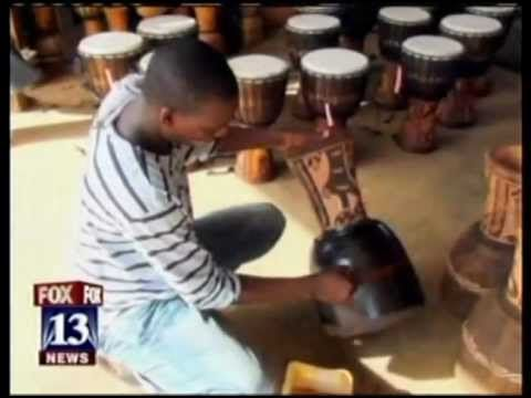 Fox13 News Segment - The Making of Africa Heartwood Project