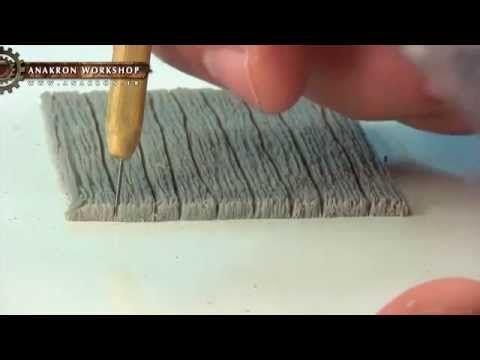 ANAKRON Miniatures Studio - Réaliser des planches