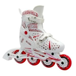 Learn to roller blade