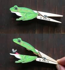 Love this Froggy idea!