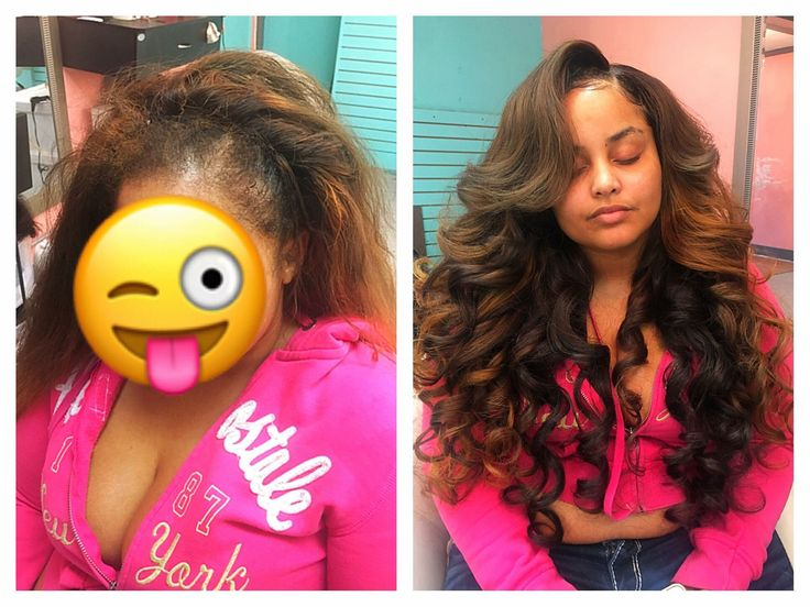 Full Hair Weave Styles: 1000+ Ideas About Natural Sew In On Pinterest