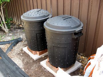 DIY compost tumbler for a fraction of the cost