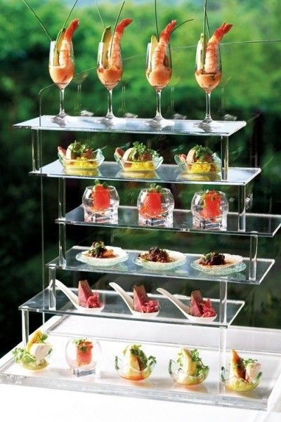 18 best images about memorable brunches and buffets on for Canape catering singapore
