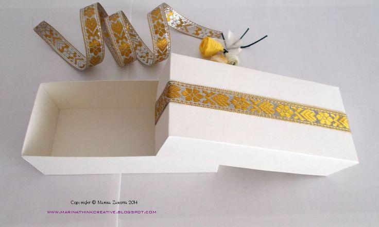 Confezione regalo handmade