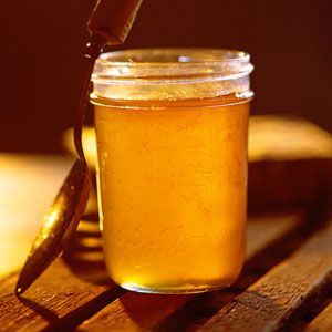 Honey-Lemon Jelly ~ great on rolls, muffins, toast, cusants, English muffins, etc. | MyRecipes.com