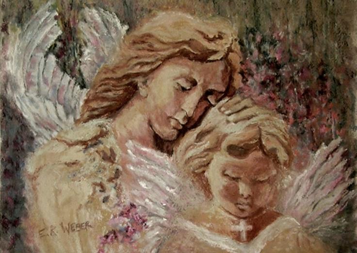 'Compassion'  by Eve Rosaire WeberEve Rosair, Rosair Weber