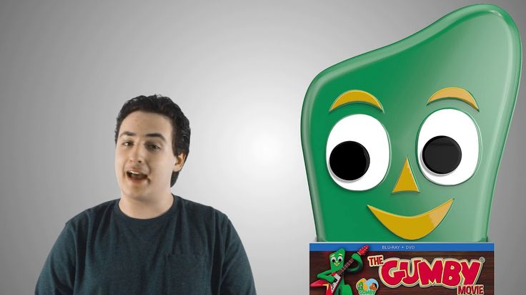 DVD Review: The Gumby Movie by KIDS FIRST! Film Critic Gerry O. #KIDSFIRST! #Gumby