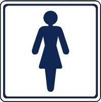 Female / Ladies Toilet symbol