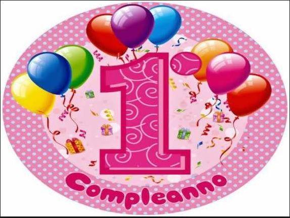 Auguri Di Buon Compleanno Per Un Bambino Di 1 Anno Auguri Di Buon Compleanno Buon Compleanno Compleanno