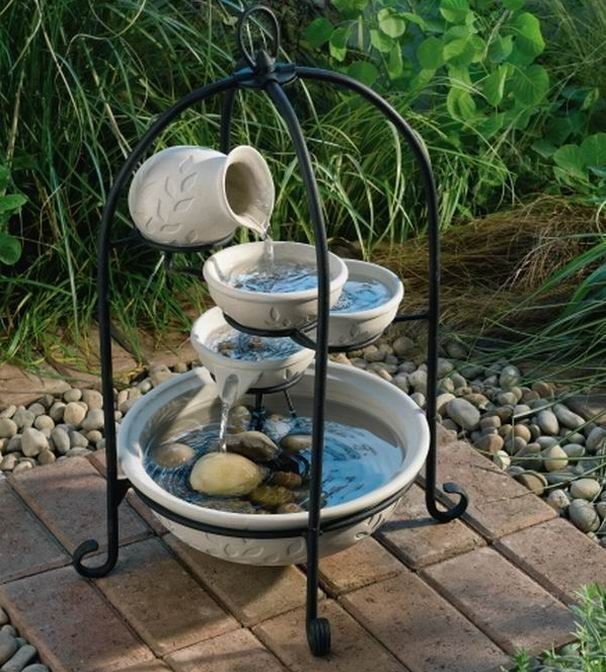 38 Best Images About Water Fountains For Garden Home Or
