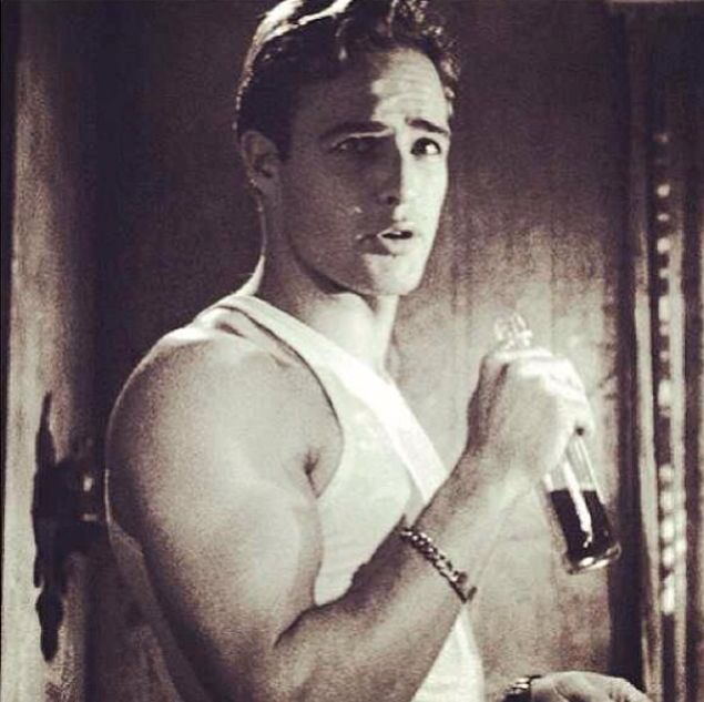 Marlon Brando - respect for him in guys and dolls, streetcar and godfather!