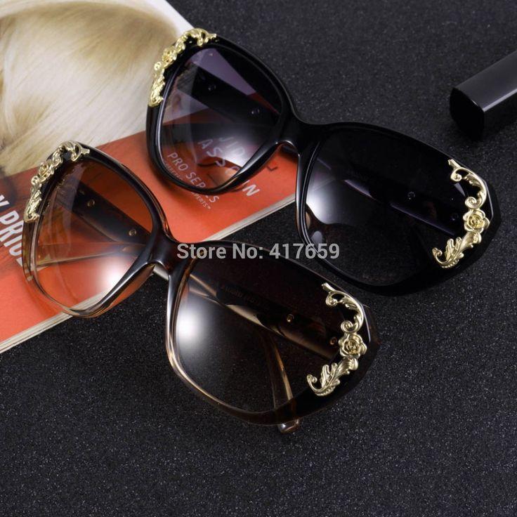 $2.45 (Buy here: https://alitems.com/g/1e8d114494ebda23ff8b16525dc3e8/?i=5&ulp=https%3A%2F%2Fwww.aliexpress.com%2Fitem%2F100-Brand-New-Gold-Rose-Flower-Carving-Women-Fashion-Cat-Eye-Vintage-Sunglasses-Glasses%2F32720107896.html ) 100% Brand New Gold Rose Flower Carving Women Fashion Cat Eye Vintage Sunglasses Glasses for just $2.45