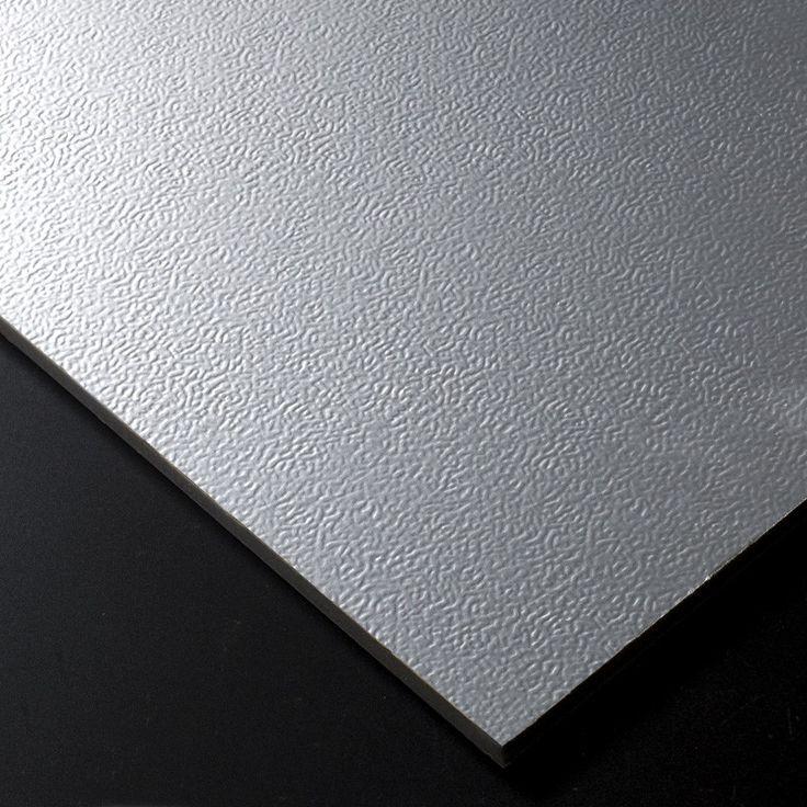 Nomareflex panel s ndwich de espuma de poliuretano y for Panel sandwich aluminio blanco