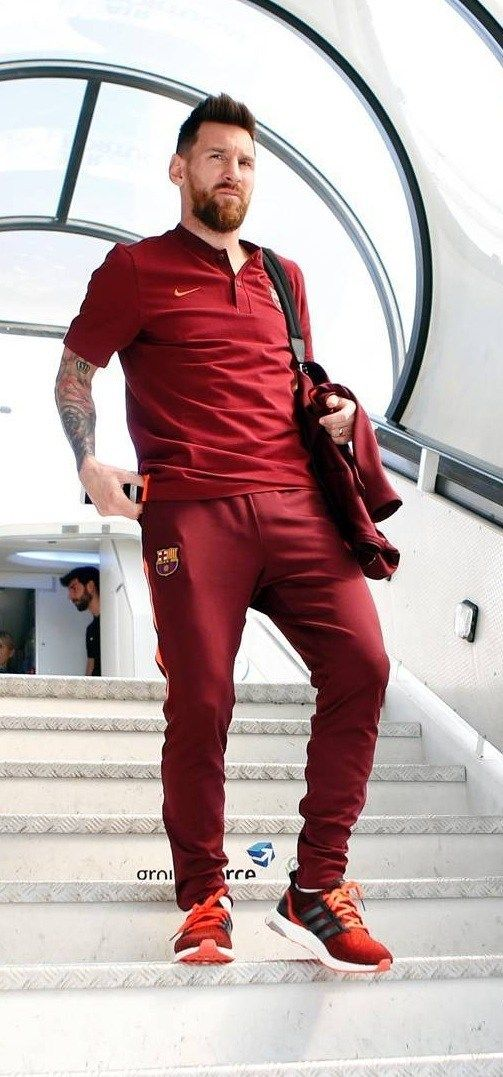 quality design 7c517 282a7 How To Steal Lionel Messi's Style? | Mens Fashion Blog By ...
