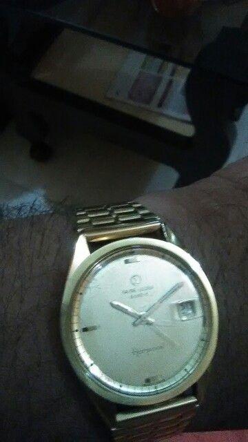 Vintage Favre Leuba Harpoon Wrist Watch