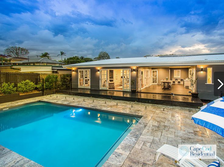 Gorgeous pool.