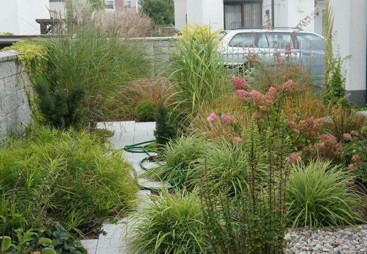 ogród zaprojektowany przez Przedsiębiorstwo Romantycznych Zagajników