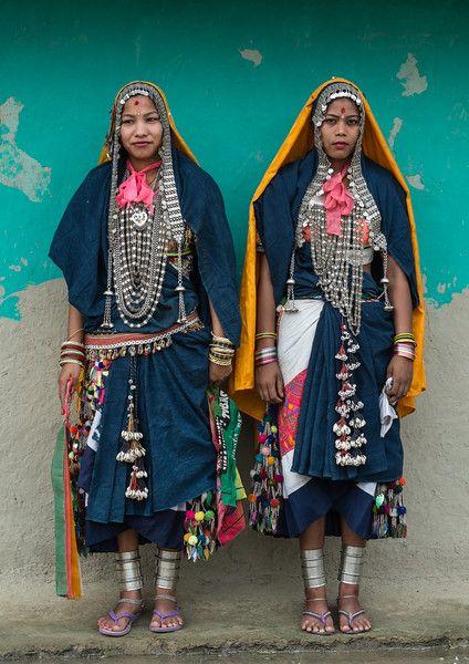 Nepal ~ The Rana Tharus    Photographer  Jan Møller Hansen