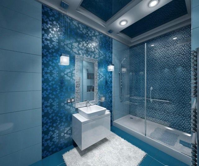 25+ best badezimmer blau ideas on pinterest, Wohnzimmer design