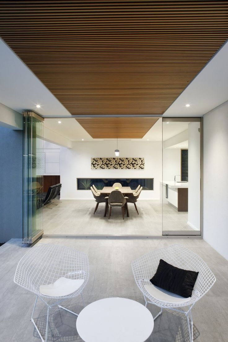 Mick Rule and Craig Sheiles Homes have designed the Grovedale, a  demonstration home located in Perth, Australia. The house features a  contemporary st