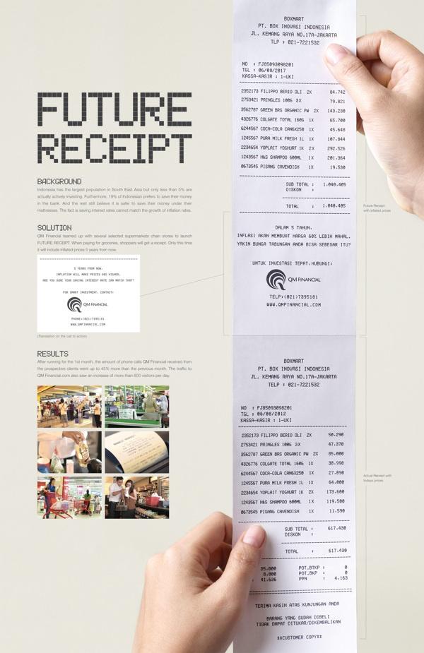 17 best images about receipt on pinterest restaurant museums and clutter. Black Bedroom Furniture Sets. Home Design Ideas