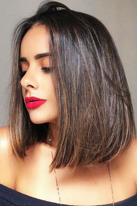 10 Easy Short Hairstyles Idea for Round You Must Try