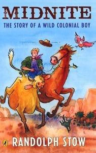 Even though MIDNITE was seventeen, he wasn't very bright. So when his father died, his five animal friends decided to look after him. Khat, the Siamese, suggested he became a bushranger, and his horse, Red Ned, offered to help. But it wasn't very easy, especially when Trooper O'Grady kept putting him in prison.