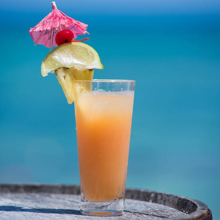 8 Tropical Island Rum Cocktails: Food And Drink In The Cayman
