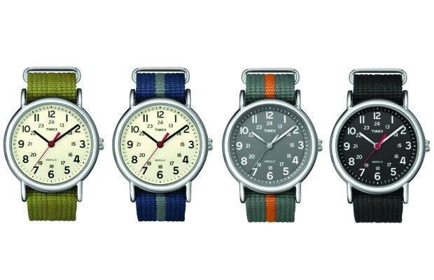 """Timex Weekender Watch, <a href=""""http://go.redirectingat.com?id=74679X1524629"""