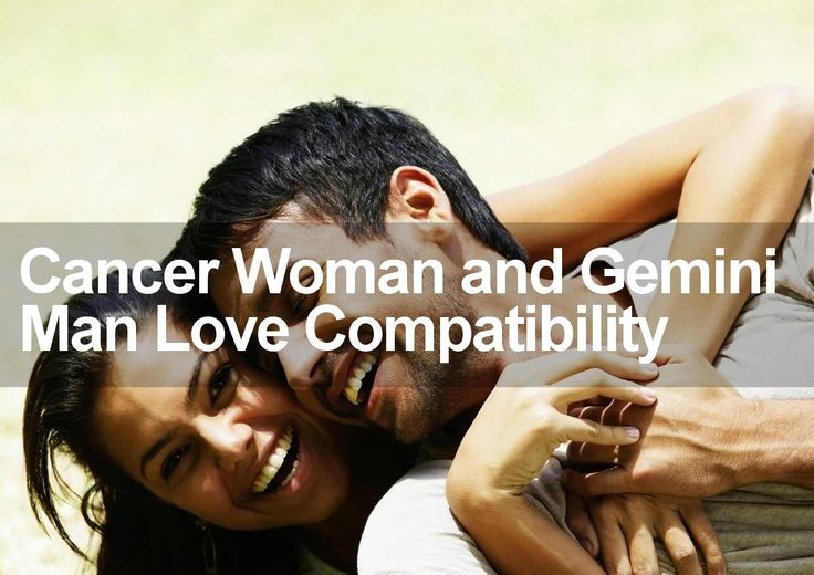 Questions about Cancer Woman and Gemini Man Love Compatibility? Find out what the future holds for these two signs as I reveal all in this special report.
