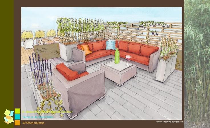 44 beste afbeeldingen van portfolio tuinontwerpen tuinidee n tuinvoorbeelden - Kleine tuin zen buiten ...