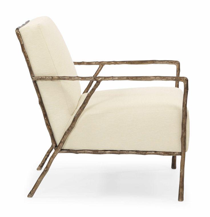 Bernhardt | Tremont Chair (N7002), Sprintz.  26.5W x 35D x 33.25H