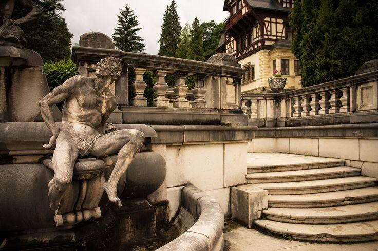 """""""Schloss Peles"""" in Rumänien"""