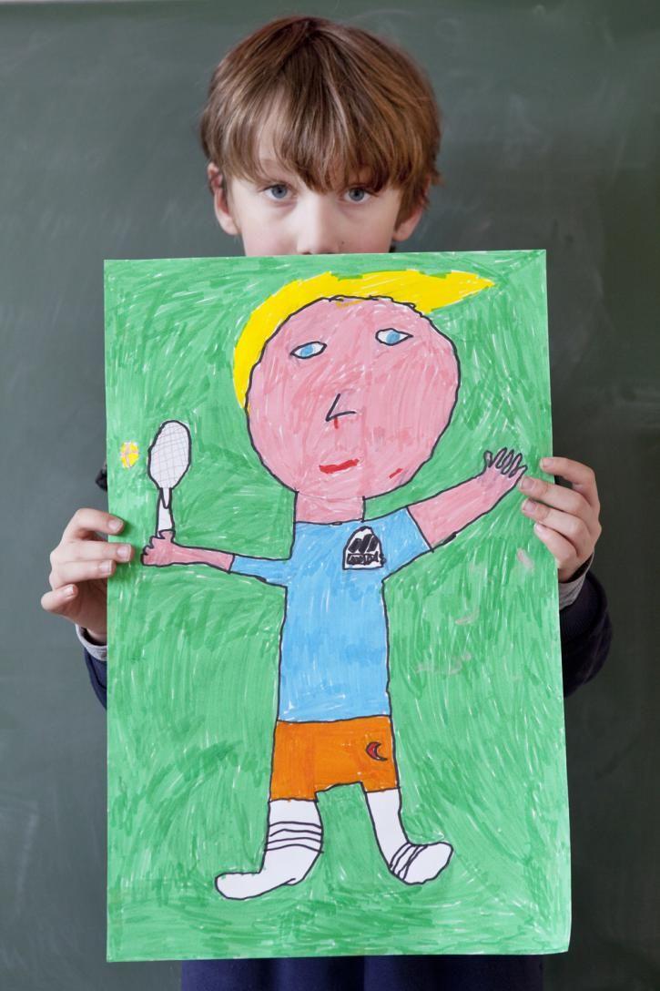 Cours de FLE pour enfants (niveau A1) : faire son autoportrait en cours de FLE | Enseigner le français avec TV5MONDE