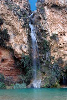 Con los niños en la mochila: La Cueva del Turche (Buñol, Valencia)