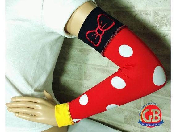 Bras de Minnie Mouse inspiré coureurs pour Costume de course de Minnie sur Etsy, $32.72 CAD