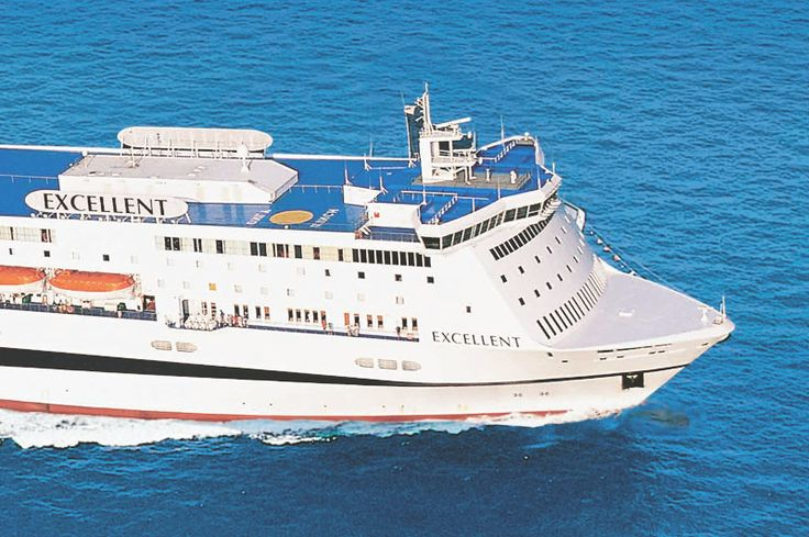 This is our #ship #Excellent: 202,12 metres #long - 39.777 gross #tonnage – 760 #vehicles onboard - 2.230 #passengers - 487 #cabins & 38 #suites. Read more in #GNVwebsite: www.gnv.it/...