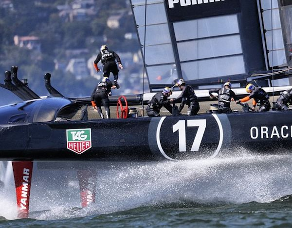 7 Stunning Photos That Show Just How Exciting The Louis Vuitton America's Cup World Series Is Going To Be