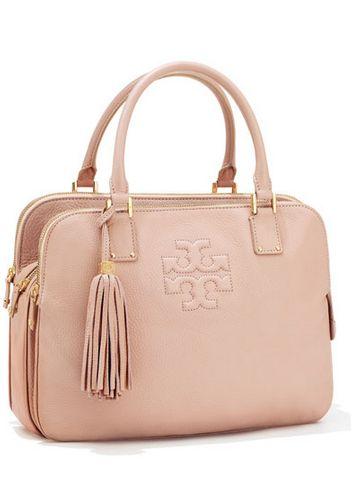 Tory BurchTory Burch Always, Zip Compartments, Tory Burch Handbags, Burch Bags, Compartments Satchel, Pink Handbags, Handbags Heavens, Triple Zip, Thea Triple