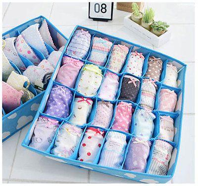 M s de 1000 ideas sobre organizador de ropa interior en pinterest organizador de ropa closet - Organizador de ropa interior ...